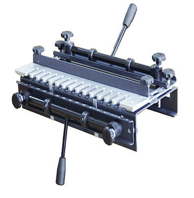 """Free Shipping Dovetail Machine Woodwork Create Male Female Dovetail Joint 12"""""""