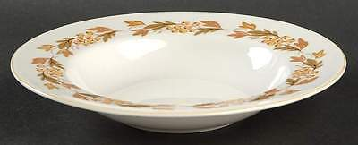 Susie Cooper AUTUMN LEAF Rimmed Soup Bowl S935662G2