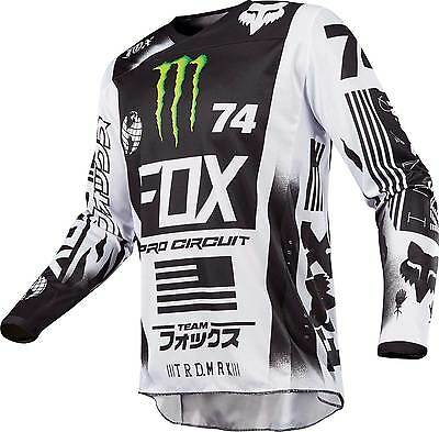 Fox Racing 180 Monster Pro Circuit SE Jersey 2017 - MX ATV Motocross Dirt Bike