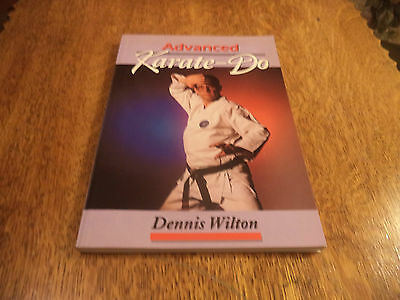 Advanced Karate Do   Sought After Book      Cheapest