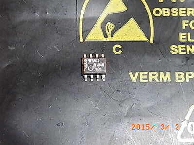 NE5532 Low Noise Operational Amplifier SO-8 SMD Philips