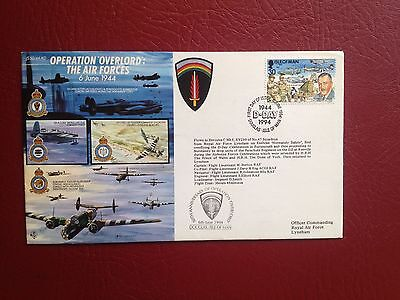 RAF (JS 50) SERIES FLOWN COVER 44/4Da - FROM COLLECTION