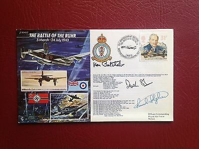 RAF (JS 50) SERIES FLOWN & SIGNED COVER 43/2b - FROM COLLECTION #1