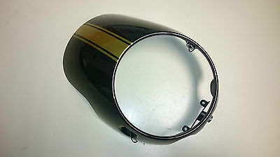 Triumph Thruxton 900 Genuine Fly Screen Windscreen Headlight Fairing Windshield
