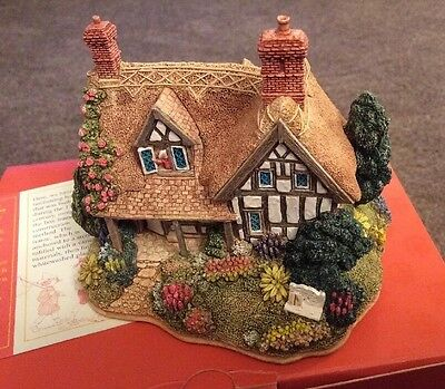 Lilliput Lane Cottage - Golden Memories