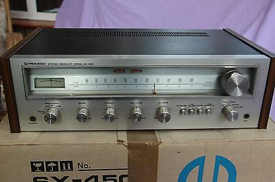 Pioneer SX-450 Stereo Receiver