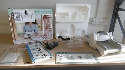 Sizzix Big Shot Express Electric Die Cutting Machine : 660850