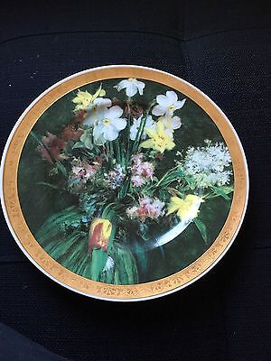 Antique Newcastle Upon Tyne China Plate