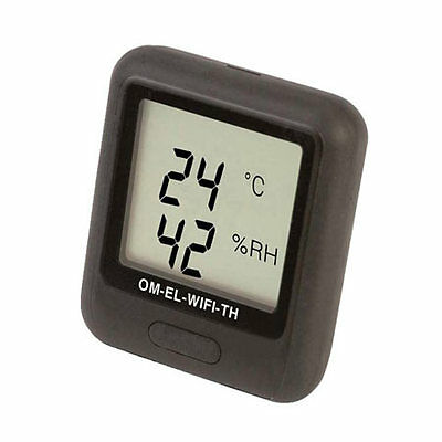 Wireless (Wifi) Temperature and Humidity Data Loggers