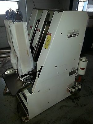 HOFFMAN CSL Cabinet Double Buck Sleever Press Dry Cleaning Double Laundry