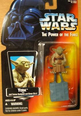 STAR WARS Power of the Force - Yoda m. Trainer Backpack Neu