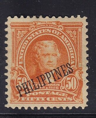 Philippines 236 VF-XF-OG with nice color cv $ 125 ! see pic !