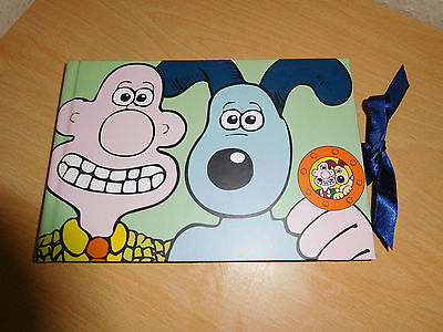 Wallace And Gromit Photograph Album