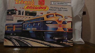 Tri-ang Railways  - The Story of Rovex Vol 1 First edition