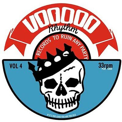 Various - Voodoo Rhythm Compilation Vol.4