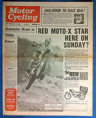 1965 Mayes Greeves Wakes Colne Essex GN, Allan Jefferies Trial Jim Sandiford BSA