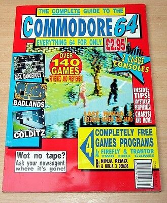 The complete guide to the commodore 64