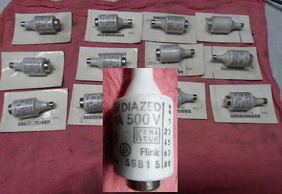 Diazed 5Sb1 5  Lot Of 12,  Never Installed    Free Shipping