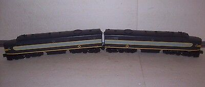 Williams ERIE Alco PA Diesel A and B units with True Blast Horn #AC1009