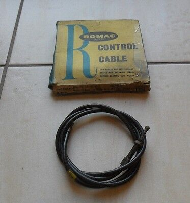 Francis Barnett Clutch Cable Original New Fits Merlin & Falcon by Romac UK
