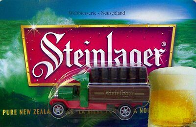 Steinlager (Beer from New Zealand) +++ DIXI-UO 40