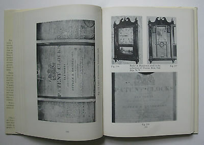 Canadian Clocks and Clockmakers 506 pp reference book signed Edmond Burrows 1st