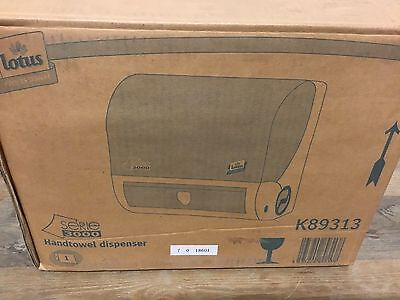 Lotus Serie 3000 Hand Towel Dispenser W305xD230xH305mm Ref K89313A BNIB (BA6)