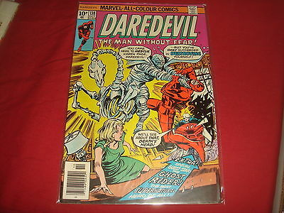 DAREDEVIL #138   Marvel Comics 1976   VF