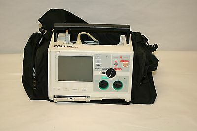 Zoll M Series Patient Monitor #2 - (8937)
