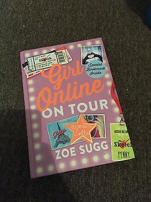 Girl Online On Tour Book