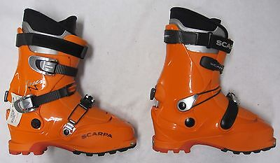 "NEW SCARPA ""LASER"" AT (ALPINE TOURING) BOOTS - Men's 9.5"