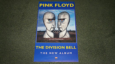 Pink Floyd - The Division Bell - Promo Poster A