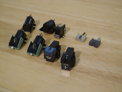 Turntable Phono Cartrige Lot