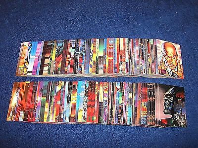 1995 Marvel Masterpieces Lot Of 365 Cards In Numbered Order (Marv2)