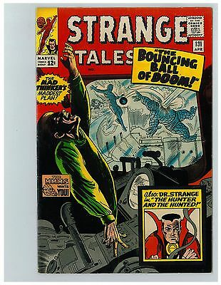 Strange Tales # 131 -April 1965 - Comicon Silver Bargain Box - F+ 6.5