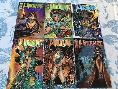 Witchblade Complete First Series Top Cow Comics