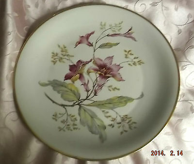Plate - Made In Germany - 'victoria' - Collectors