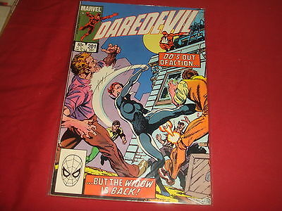DAREDEVIL #201  Marvel Comics 1983 VF-
