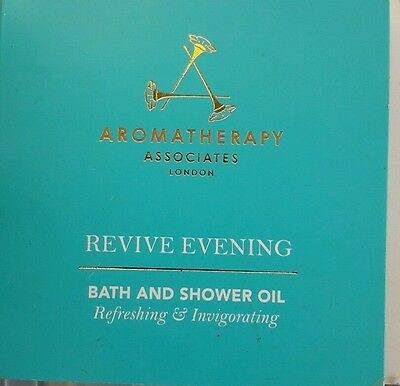 Aromatherapy Associates Bath & Shower Oil Revive Evening 3ml