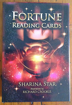 Fortune Reading Cards Sharina Star