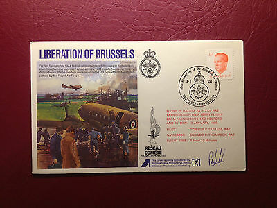 Raf (Rafes Escaping Society) Series Flown Signed Cover Sc35