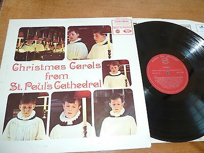 Christmas Carols From St. Pauls Cathedral (MF1264 ) Music For Pleasure LP