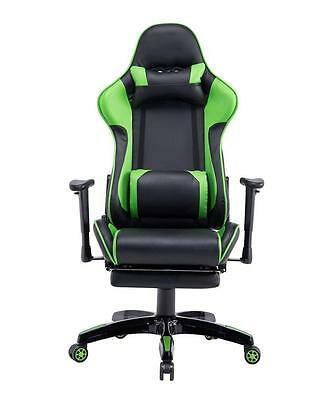 Executive Racing Style High Back Reclining Chair Gaming Chair Office