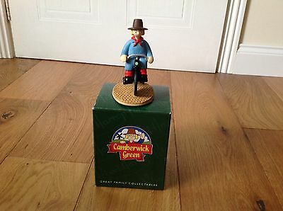 Robert Harrop Camberwick Green - Boxed WINDY MILLER on his tricycle CG29