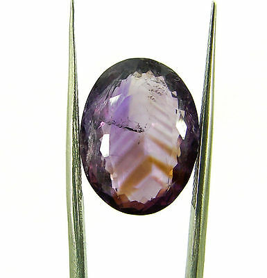Natural 11.00 Ct Oval Loose Purple Amethyst Gemstone Stone - ZS4582