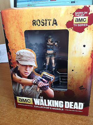 "THE WALKING DEAD Collectors Model SPECIAL ""Rosita"" AMC TV Hit Series"
