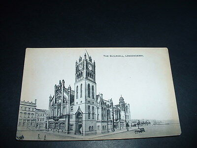 Northern Ireland R.p. P.c. The Guildhall Londonderry