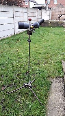 Freeland Spotting Scope Stand with extras for Opticron / Kowa and others.