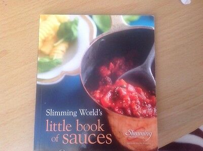 Slimming World Little Book Of Sauces
