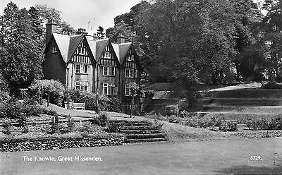 Vintage Postcard The Knowle Great Missenden Buckinghamshire Real Photograph